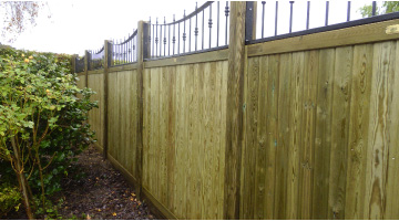 Close board fencing Folkestone